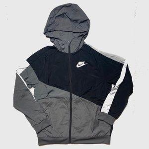 Nike Nylon Windbreaker Youth